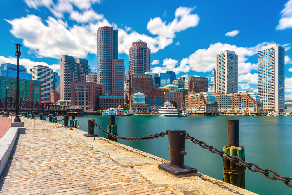 Boston aux Etats-Unis