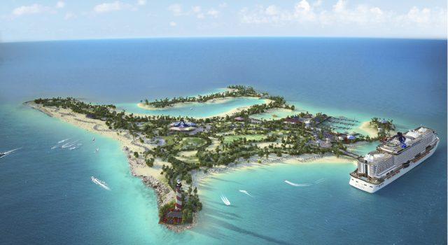 île privée MSC