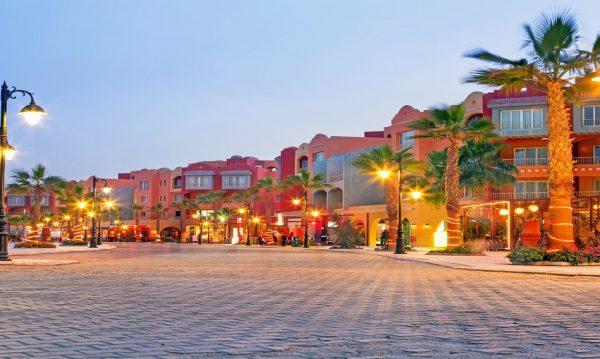 Ville d'Hurghada