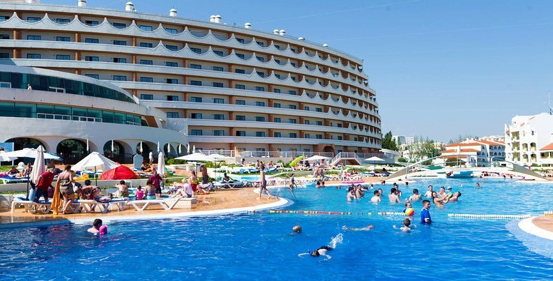 Hôtel All Inclusive à Albufeira