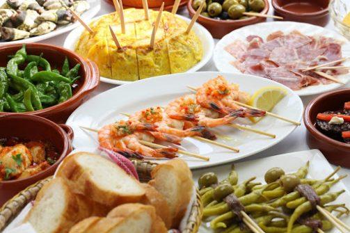 Séjour gastronomique : Authentiques Tapas espagnoles
