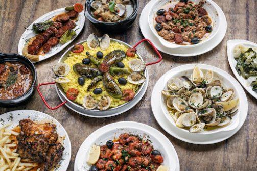 Séjour gastronomique : Plats traditionels et rustiques portugais