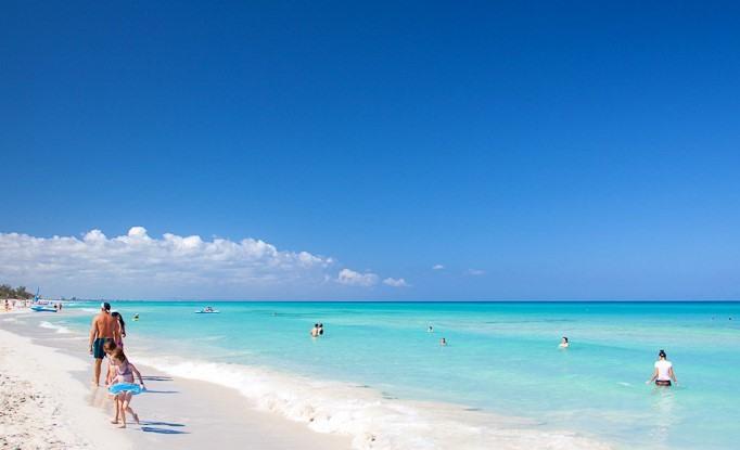 Playa Bonita, Cayo Sabinal, Cuba