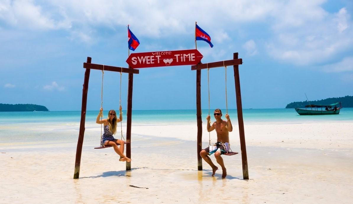 Saracen Bay, Koh Rong Samloem, Cambodge