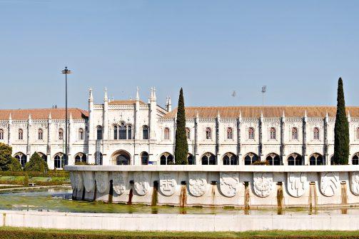 Le monastère des Jerónimos