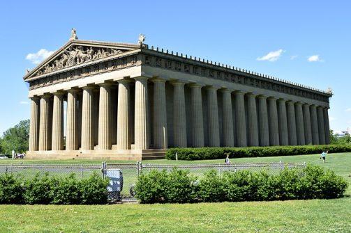 Séjour culturel à Athènes - Parthenon