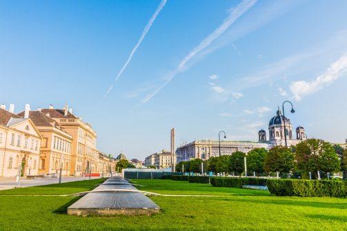 Séjour culturel Vienne - Quartier des musées