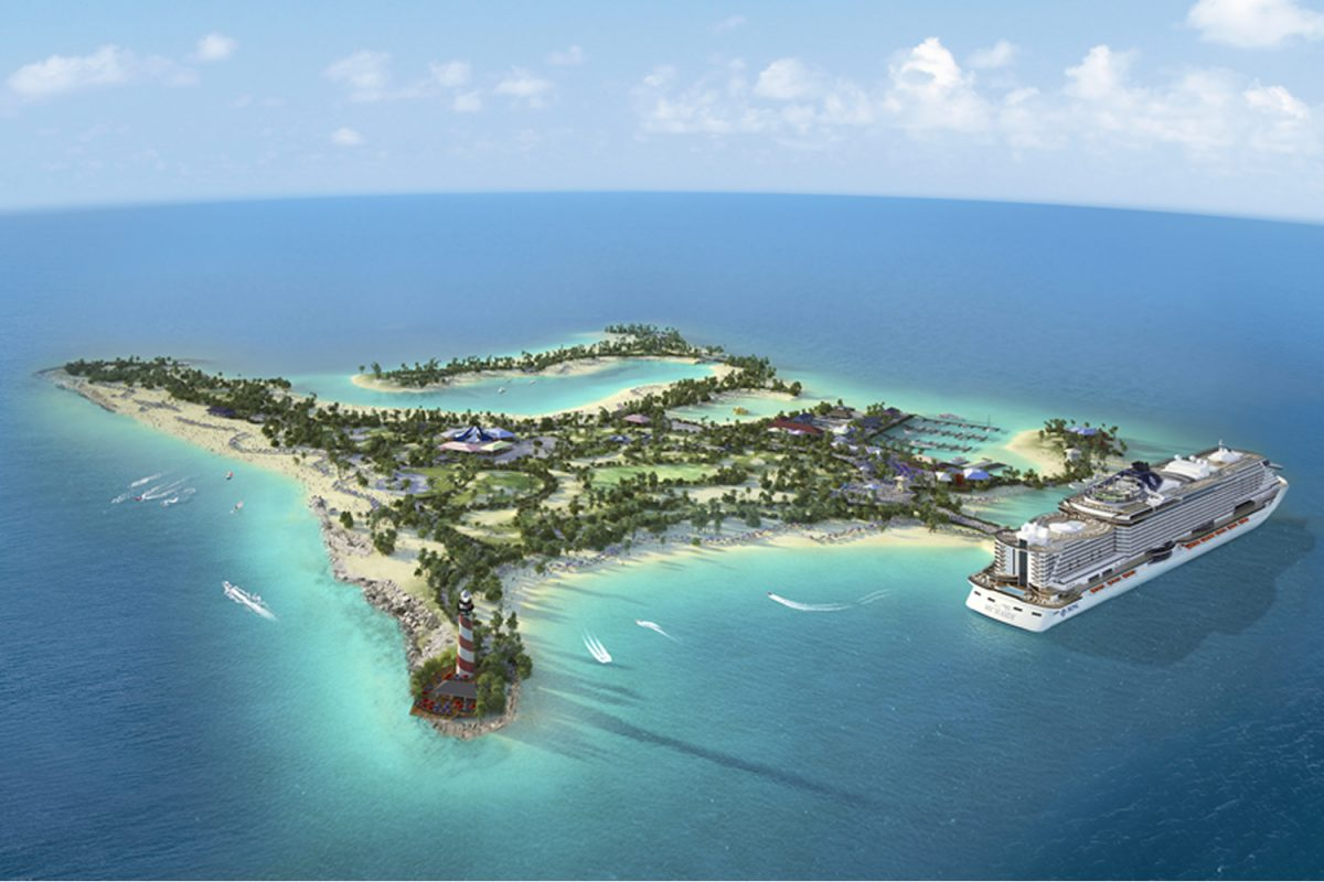 Ocean Cay, l'incroyable île MSC Croisières