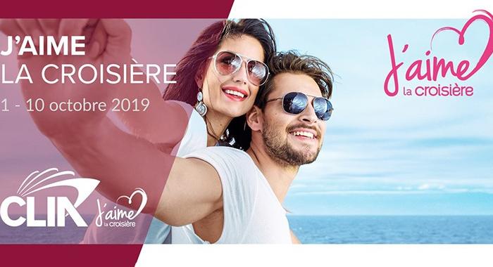 Promos J'aime la Croisière 2019
