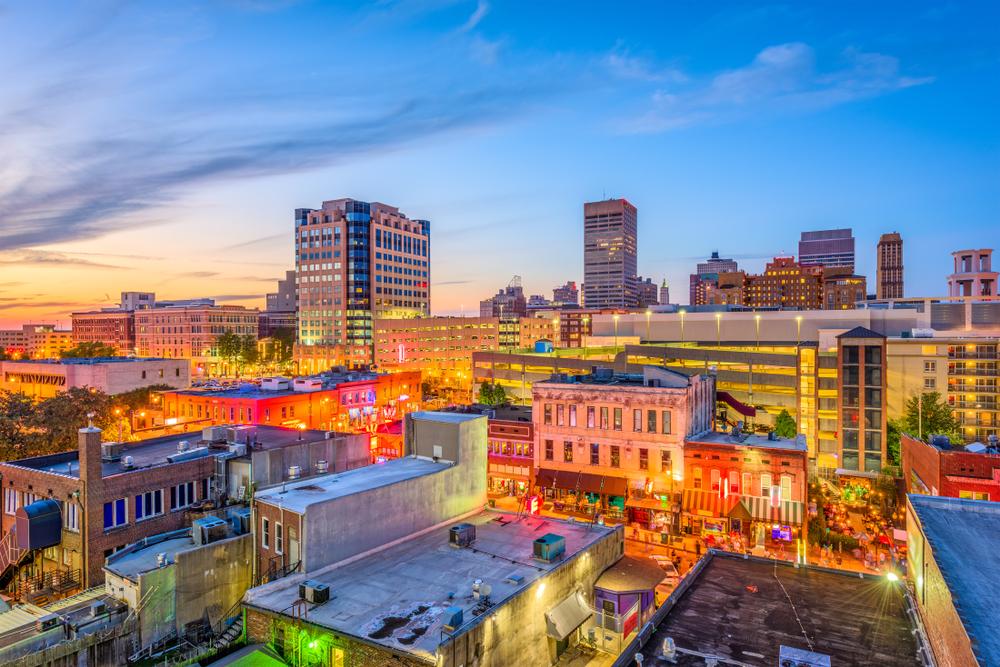 Memphis, États-Unis