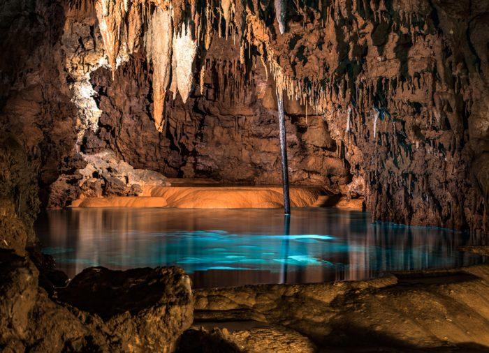 Découvrez les plus belles grottes du monde