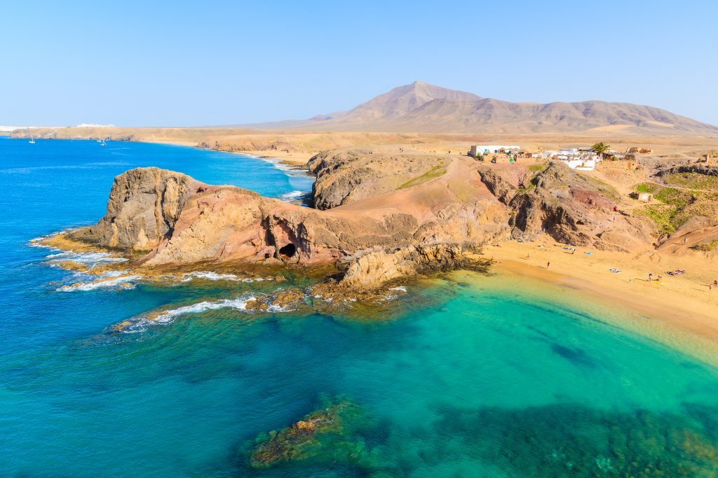 Las playas de Papagayo