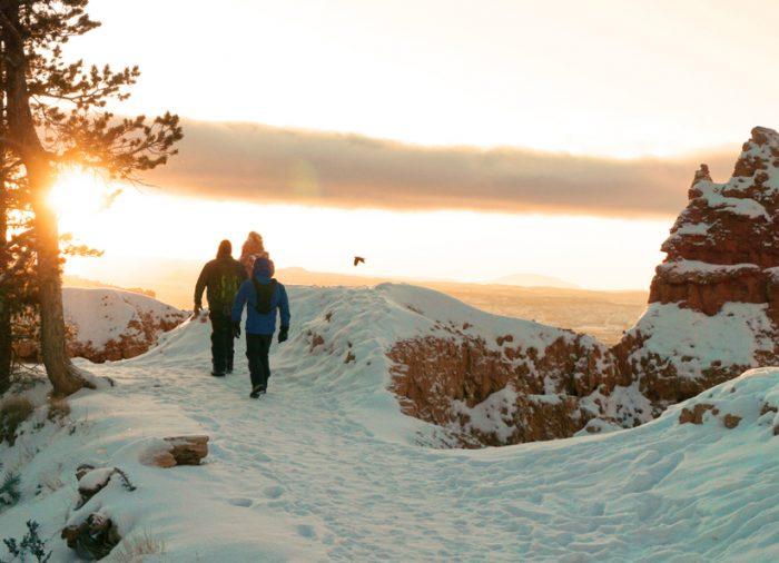 Cet hiver, profitez des activités en plein air