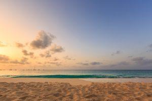 Coucher de soleil au Cap Vert