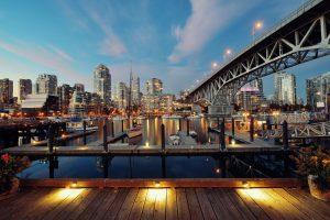 Vancouver, Australie