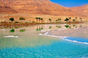 La Mer Morte, Jordanie