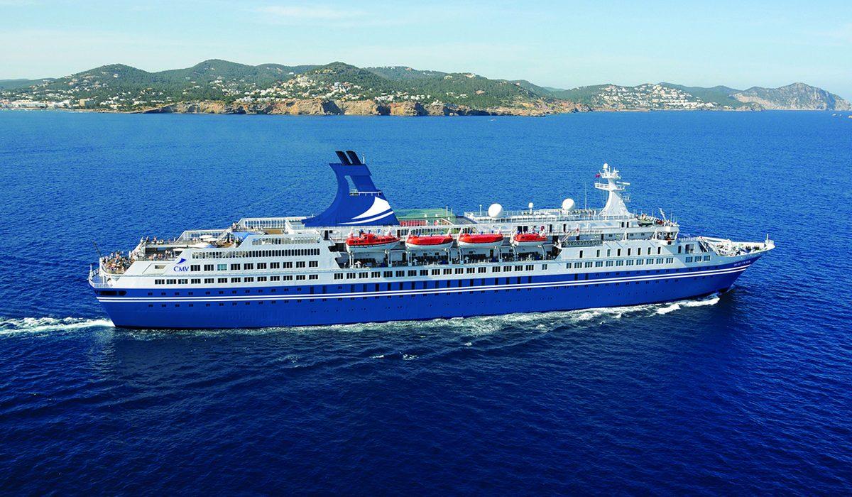 Nouvelle compagnie francophone : Croisières Maritimes et Voyages