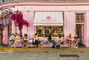 Restaurant à Londres