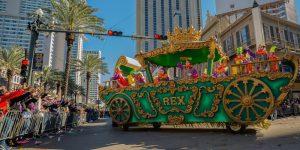 Carnaval en Nouvelle Orléans