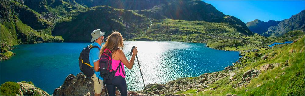 Vous pouvez profiter d'Andorre même en été