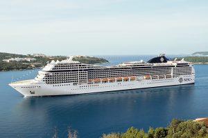 MSC Croisières reprend la mer