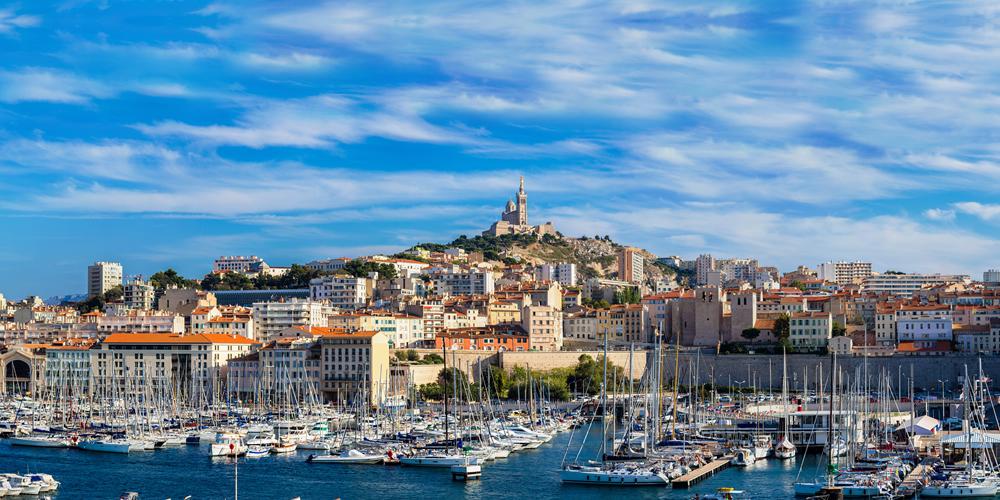 Retour de la Croisière au départ de Marseille