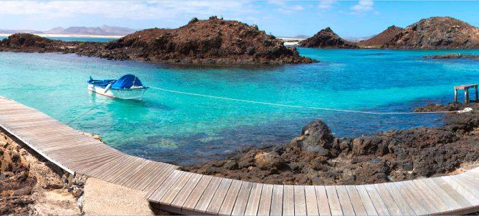 Le «Hawaï européen» vous attend… Partez en voyage à Fuerteventura maintenant!